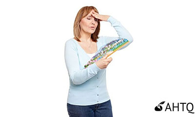 Mieux vivre avec les symptômes de la ménopause